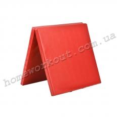 Мат-книжка 160x100x10 (красный)
