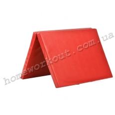 Мат-книжка 200x100x5 (красный)