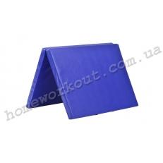 Мат-книжка 200x100x5 (синий)