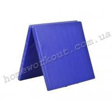 Мат-книжка 160x100x10 (синий)