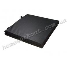 Мат-книжка 160x100x10 (черный)