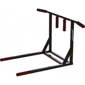 Комплекс турник-брусья 2в1 (черный)