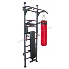 "Шведская стенка ""Fitness Pro Premium New"" (black)"