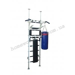 "Шведская стенка ""Fitness Pro Premium New""  (white)"